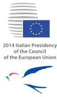 2014 Italian Presidency of the Council of the European Union - Logo